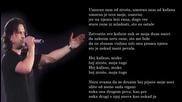 Aca Lukas - Umoran sam od zivota - (Audio - Live 1999)