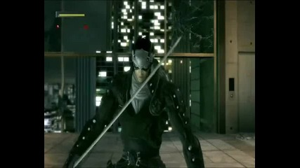 Ninja Blade. My Frist Gameplay made by gamera2033
