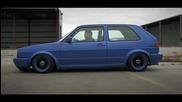 Eric Shivleys 88 Volkswagen Golf Gti 16v