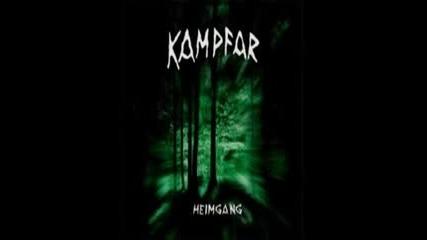 Kampfar - Heimgang ( full album 2008) pagan folk black metal