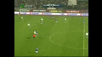 България 0:0 Италия 11.10.2008