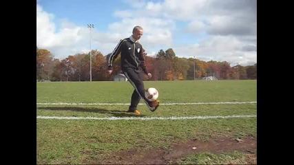 Да научим Freestyle Football ep18
