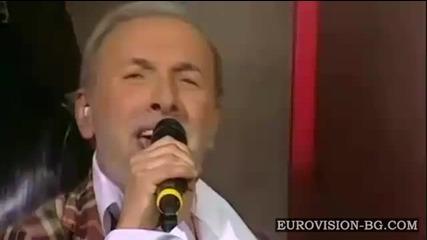 Босна и Херцеговина на Евровизия 2011 - Dino Merlin - Love In Rewind дино мерлин