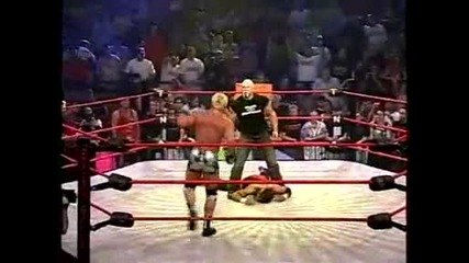 Tna Sting Attacks Jarrett And Steiner