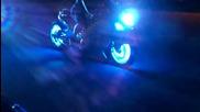 Мотоциклети с тунинг.