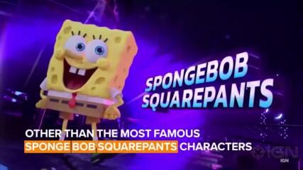 Нова игра на Nickelodeon крие всички любими анимационни герои!