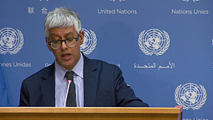 UN: Israel must 'move swiftly with its investigation' - UN envoy on Gaza attack