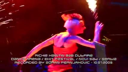 Richie Hawtin & Dubfire @ Exit Festival