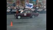Lada 2107 Drifting