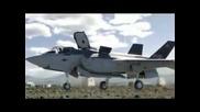 F - 35b Stovl Flight