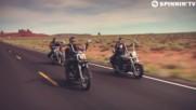 Yves V vs. Robert Falcon ft. Troy Denari - Riders On The Storm (official Music video)
