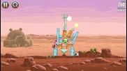 Angry Birds Нова поредица Епизод 1 (минавам само по 1 ниво)