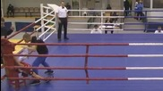 Dorin Buca Vice-campion European la Box 2013