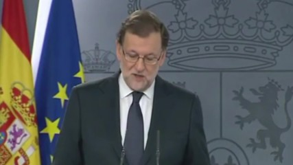 Spain: Rajoy accepts King Felipe VI's request for parliamentary approval to end political deadlock