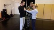 Удар с длан - курс самозащита #4 - майор Франц - док. видео - Проект Самозащита