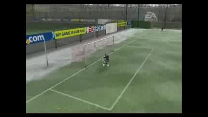 Гол На Cristiano Ronaldo На Fifa 08