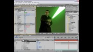 Adobe After Effects 7.0 Light Sabers