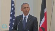 Obama Takes Jab at 'Birther' Movement on Kenya Trip