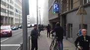 Взрив и в метрото в белгийската столица