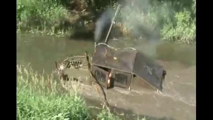 Подводен Off - Road - Hummer H1