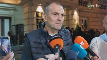 Златомир Загорчич: Оставете ни да играем, съдийството е непоносимо
