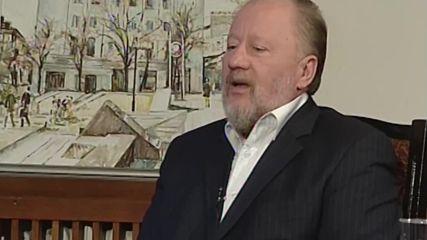 Последното интервю на Йоан Костадинов като кмет на Бургас