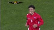 Бразилия 2 - 1 Северна Корея Джи Юн Нам Гол World Cup 2010™ South Africa Високо Качество