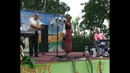 Жоржета Жекова - Тракийски славей 2011