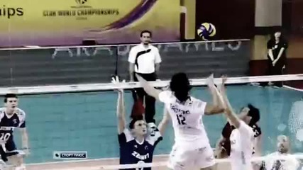 The masters of volleyball !