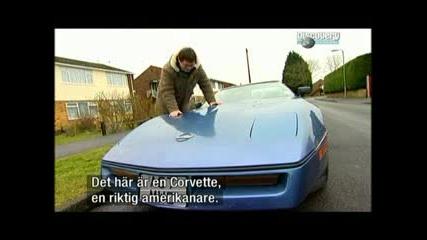 Wheeler Dealers - Corvette C4 1част