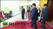 Vietnam: Medvedev invites Vietnamese delegation to attend 'Victory Day' celebrations