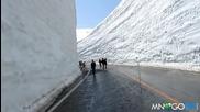 20 метра сняг