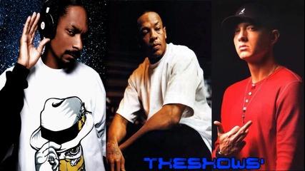 Dr. Dre ft. Snoop Dogg & Eminem - The Watcher [ Remix 2011]
