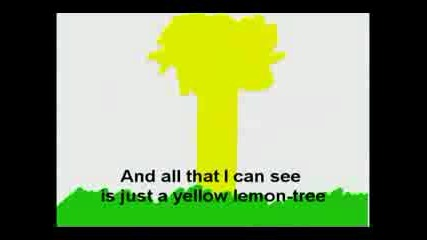 Lemon Tree Animation With Subtitles