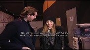 Михаела, Невена и Славин репетират за финала на X Factor