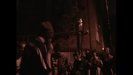 Onetaste Street Jam - Brick Lane (elova + Mc Xander)