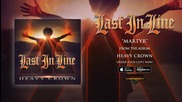 Last In Line - Martyr ( Official Audio)