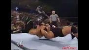 Big Show vs. Justin Credible & Steven Richards - Wwf Heat 21.04.2002