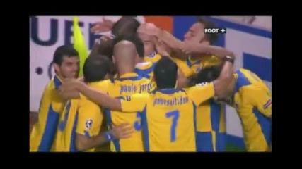 Апоел Никозия - Атлетико Мадрид 1:1
