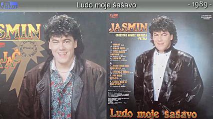 Jasmin Muharemovic - Ludo moje sasavo (hq) (bg sub)