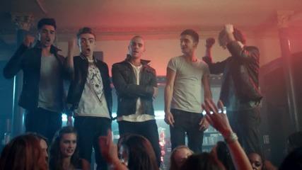 Премиера!! The Wanted - We Own The Night ( Официално видео )