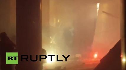 State of Palestine: Israeli security forces raid Al-Aqsa Mosque, clashes erupt