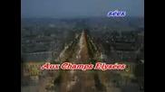 Karaoke - Aux Champs Elys - Joe Dessin