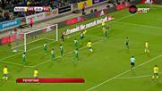 Швеция - България 3:0 /репортаж/