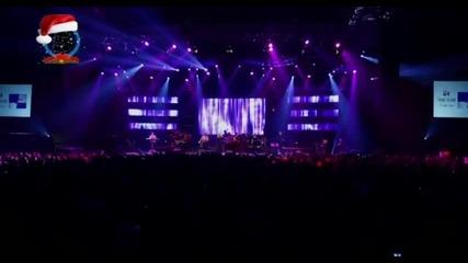 Ceca - Lepi grome moj - (LIVE) - Skoplje - (TV Kanal 5 2014)