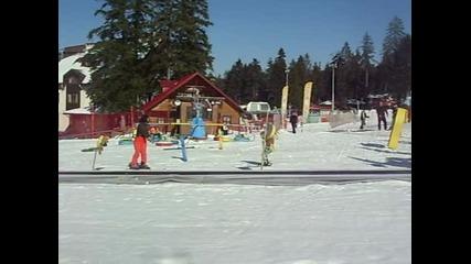 На ски в Боровец 2