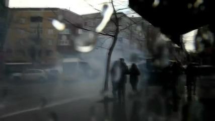 Turkey: Police unleash tear gas, water cannon on protesters in Istanbul