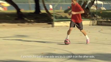 Nike Football Master Speed Drible Da Vaca