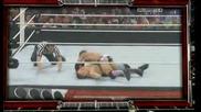 John Cena vs Justin Gabriel Raw 06.09.2010