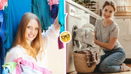Сушите дрехите си на балкона? Е, трябва да имате предвид следните няколко неща